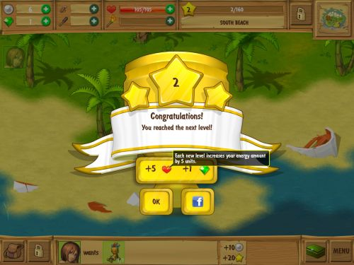 The Island Castaway Lost World Comes to the iPad