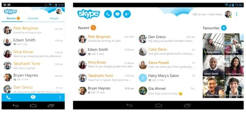 Skype Messaging Sync Goes Live