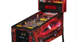Stern Debuts New Ford Mustang Pinball Games