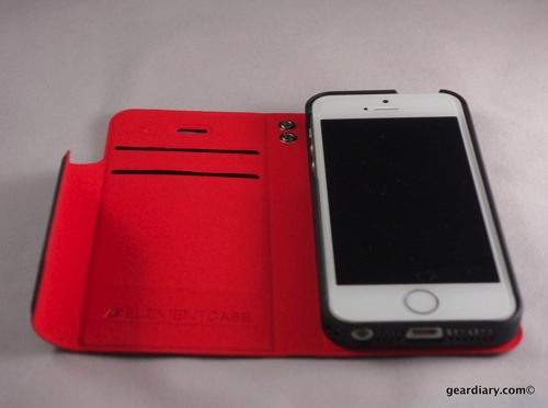 10 Gear Diary Element Case Soft Tec Wallet iPhone  5S Mar 8 2014 5 25 PM 01