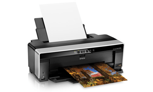 Epson Stylus Photo R2000 Inkjet Printer - Professional Printing Results at Home!