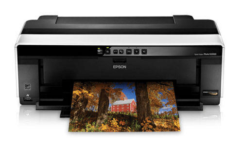Epson Stylus Photo R2000 Inkjet Printer - Professional Printing Results at Home!  Epson Stylus Photo R2000 Inkjet Printer - Professional Printing Results at Home!