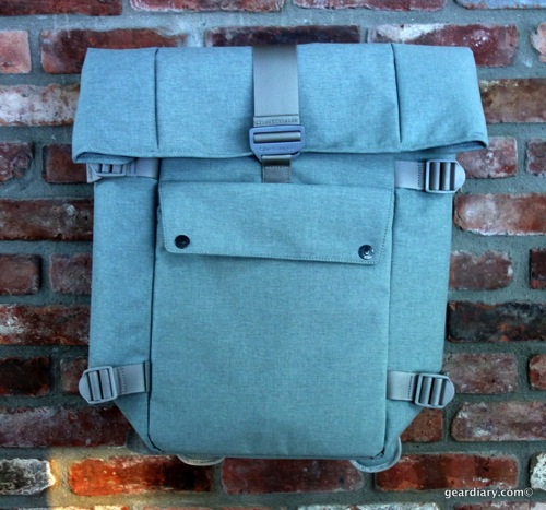 Bluelounge Eco-Friendly Backpack