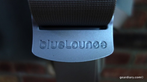 Gear Diary Bluelounge Backpack 53