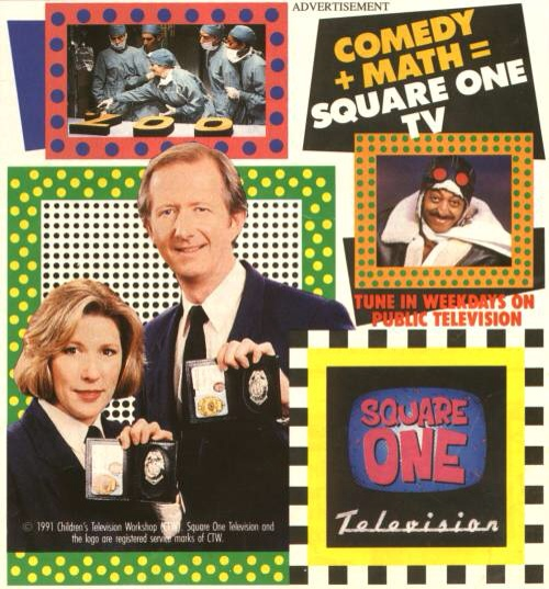 Rejoice, Math Nerds; Square One TV Lives on Through YouTube