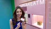 Cupcake ATM Comes to NYC, Because Who Doesn't Need Cupcakes at 4am?