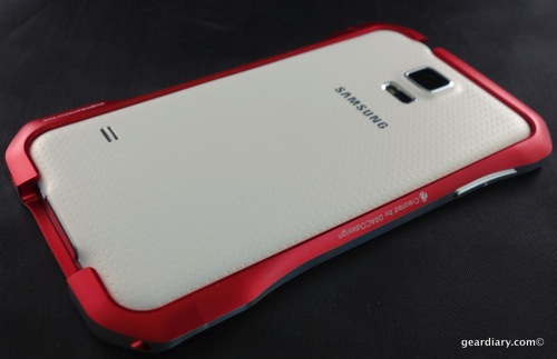 DRACOdesign SUPERNOVA Aluminum Bumper for Samsung Galaxy S5