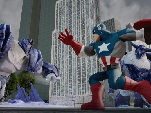 GearDiary Disney Infinity: Marvel Super Heroes Announcement