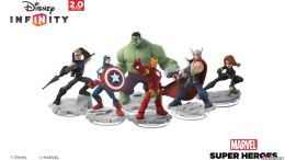 GearDiary Disney Infinity: Marvel Super Heroes Announcement