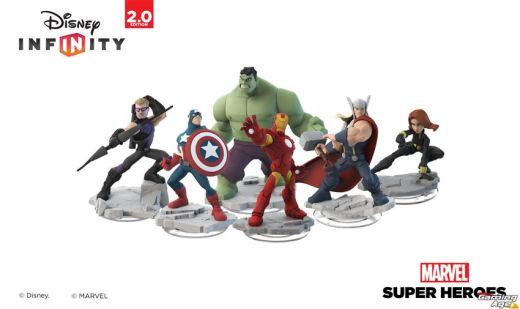 Disney Infinity: Marvel Super Heroes Announcement