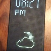 Dot Case for the HTC One M8 Review- Dot Matrix Design 2