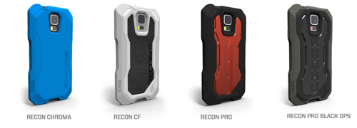 Element Case Recon for Samsung Galaxy S5 Line Is on the Way  Element Case Recon for Samsung Galaxy S5 Line Is on the Way