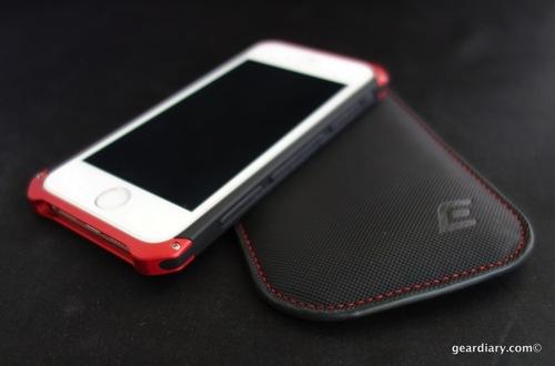 Element Case Solace Ducati iPhone 5S Case