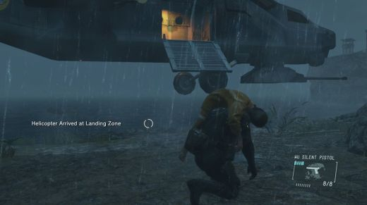 Metal Gear Solid V: Ground Zeroes,