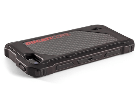 Element Case Rogue Ducati iPhone 5S Case Looks Sharp, Protects Well