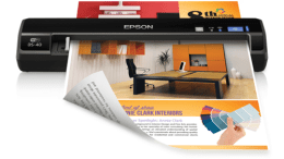 Scanning Goes Mobile With the Epson WorkForce DS-40