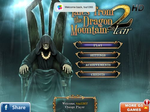 Tales from Dragon Mountain The Lair