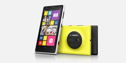 Nokia Lumia 1020 Contract Free - $499 At Microsoft Store