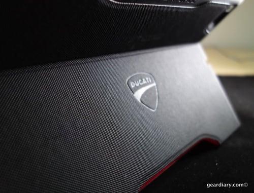Element Case Ducati Soft-Tec Folio