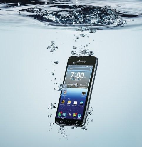 Kyocera Hydro Vibe Sprint Splash