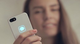 LuneCase Offers Battery Free iPhone Notifications