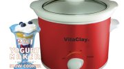 VitaClay StoneWare Yogurt Maker Adds Culture to Your Kitchen