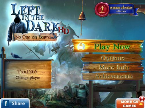 GearDiary Left in the Dark Illuminates iOS Devices with Sparkling Gameplay!