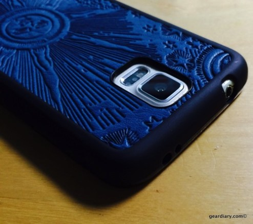 Oberon Design Samsung Galaxy S5 Leather Case Review: Affordable Luxury  Oberon Design Samsung Galaxy S5 Leather Case Review: Affordable Luxury