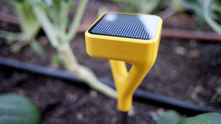 Edyn Garden Sensor now Available Exclusively at The Home Depot