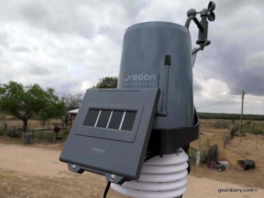 Oregon Scientific Ultra Precision Weather Station