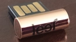 GearDiary Leef Copper Edition Surge 64GB USB Flash Drive Review
