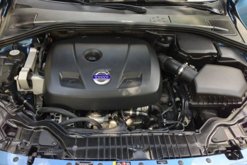 VolvoV60T5engine