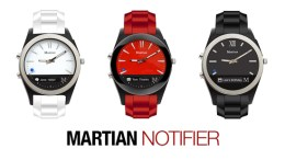 The Martian Notifier Watch Does What it Does and Does it Well