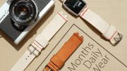 Replace Your Pebble Steel Strap with Gorgeous Natural Leather