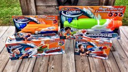 Nerf Super Soaker Lineup Review: Ready! Set! Soak!