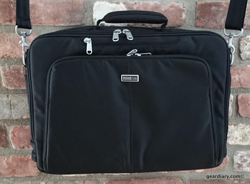 Think Tank Photo My 2nd Brain Briefcase