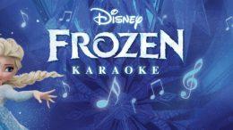 GearDiary Disney Karaoke: Frozen App Review for iPad
