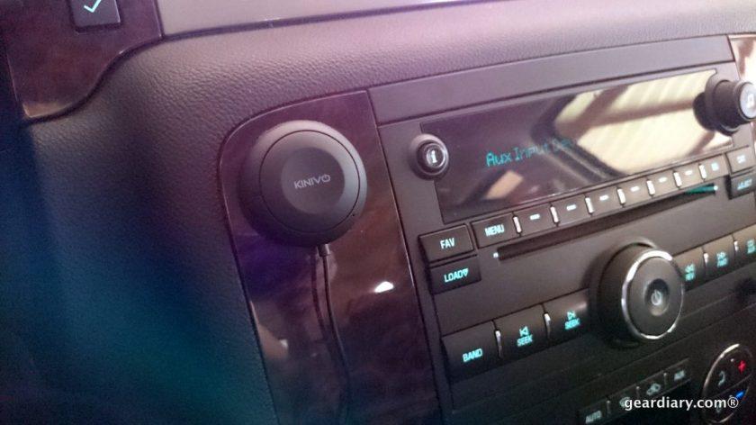 Kinivo Bluetooth Car Kit (BTC455) Review - My 2008 Car Is So 2014 Now!.16