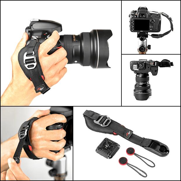 Slide and Clutch Versatile Camera Sling and Hand Strap by Peak Design  Kickstarter