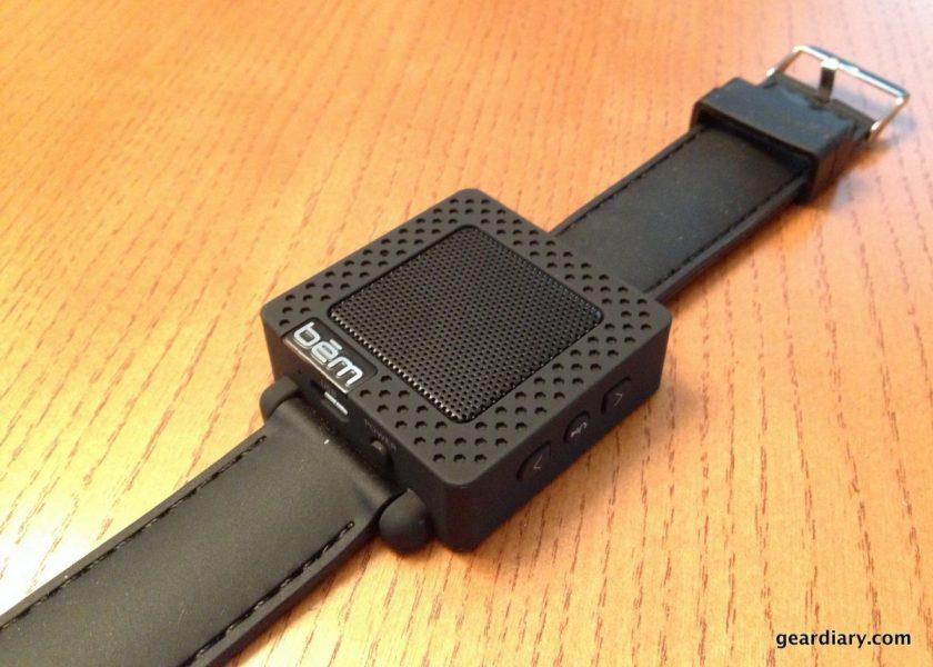 1-Bem Speaker Band Gear Diary