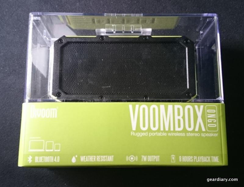 Divoom Voombox Ongo