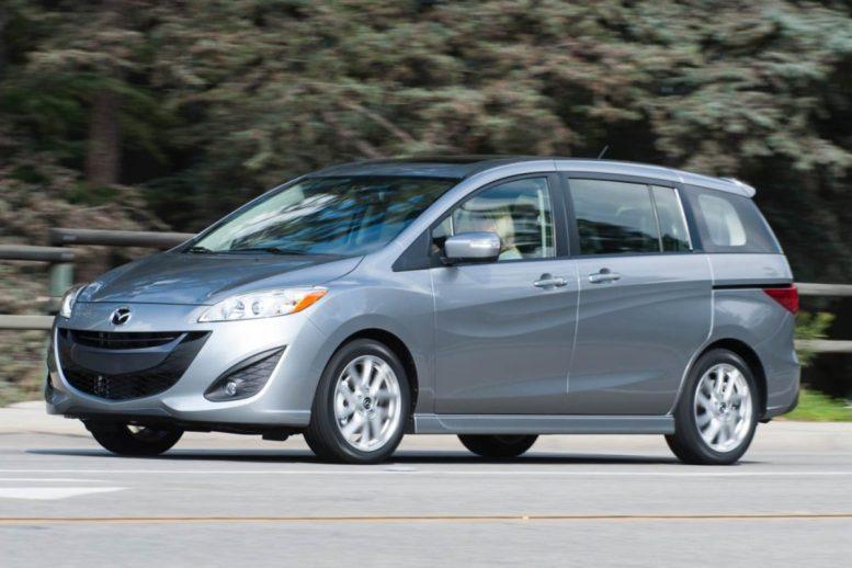 GearDiary 2014 Mazda5 Is Still a Great Little Minivan