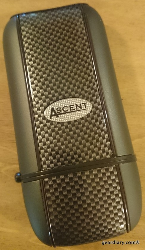 Gear Diary Reviews the Ascent DaVinci Vaporizer for Aromatic Oils and Herb Blends.00-002