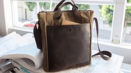 Waterfield VertiGo 2.0 Laptop Bag Is Stylish and Functional!