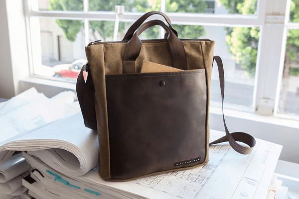 Waterfield VertiGo 2.0 Laptop Bag