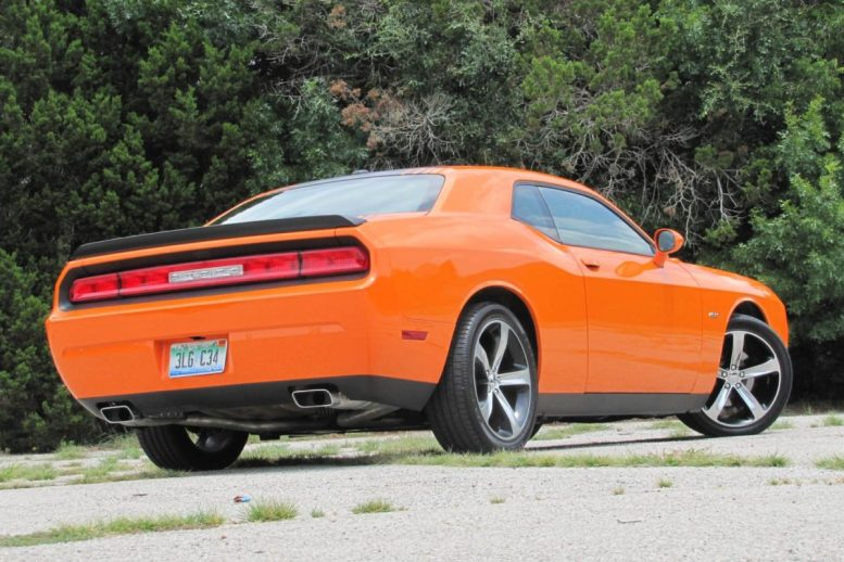 GearDiary 2014 Dodge Challenger R/T Shaker Screams 'Shut Up and Drive!'