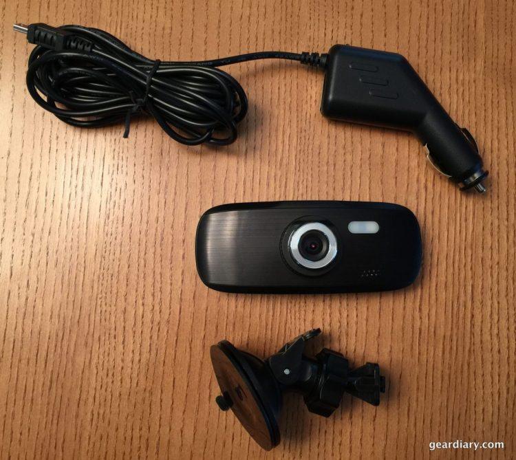 1-HD Black Box Car DVR Gear Diary