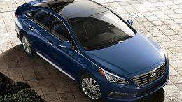 2015 Hyundai Sonata Midsize Sedan Is Livin' Large