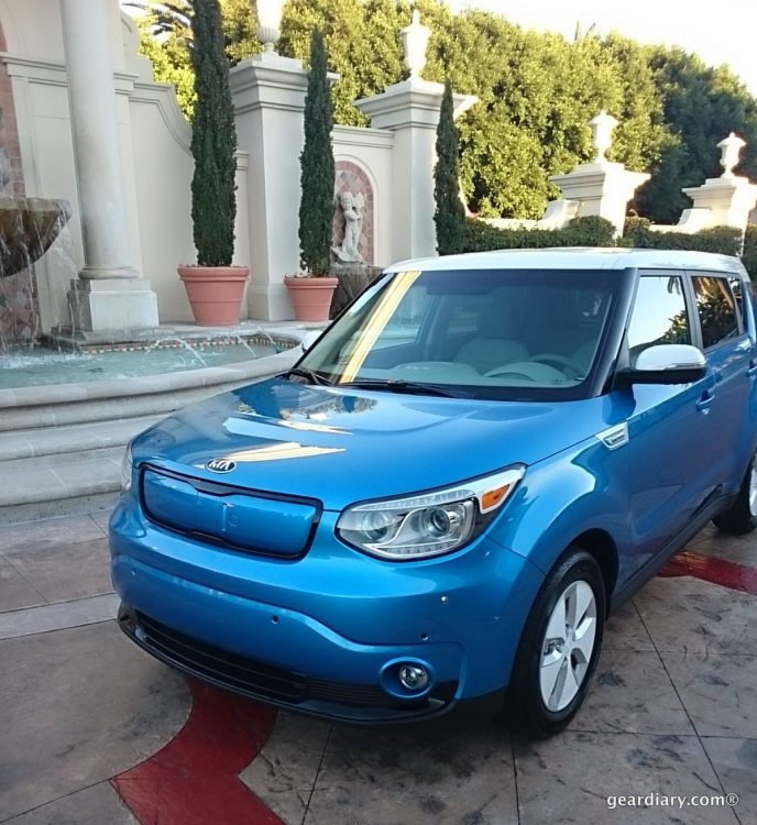 Gear Diary 2015 Kia Soul EV Electric Vehicle Eco.26