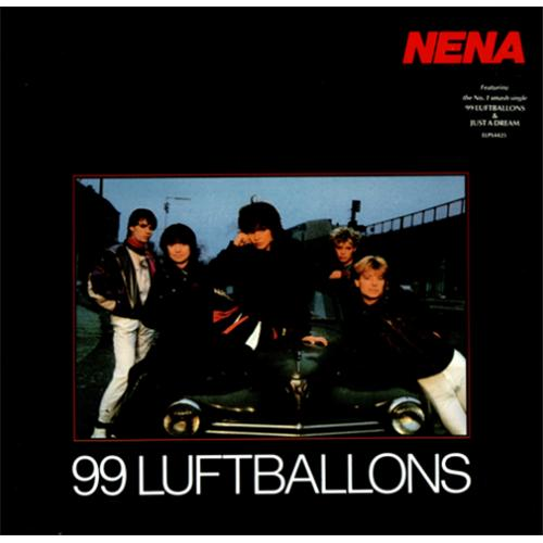 "The Ultimate ""99 Luftballons"" Cover Takes Red Balloons Literally"
